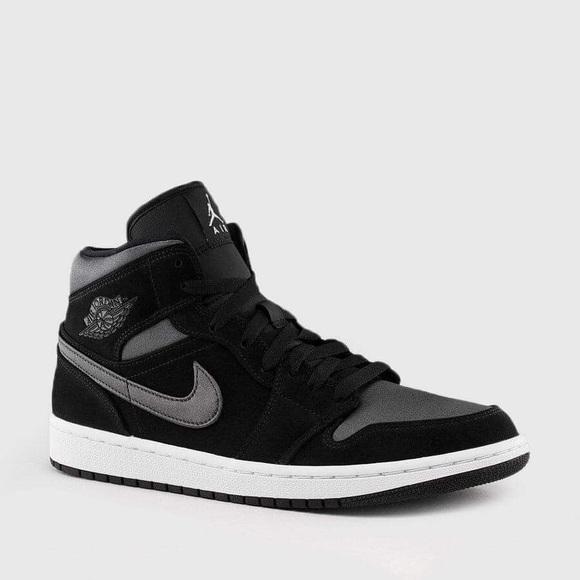 Jordan Other - Anthracite/ black Air Jordan 1's (Brand New)
